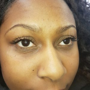 eyelash extensions at atelier hana