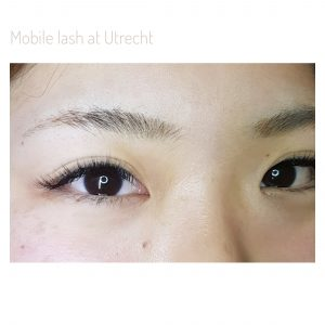 eyelash extensions at utrecht