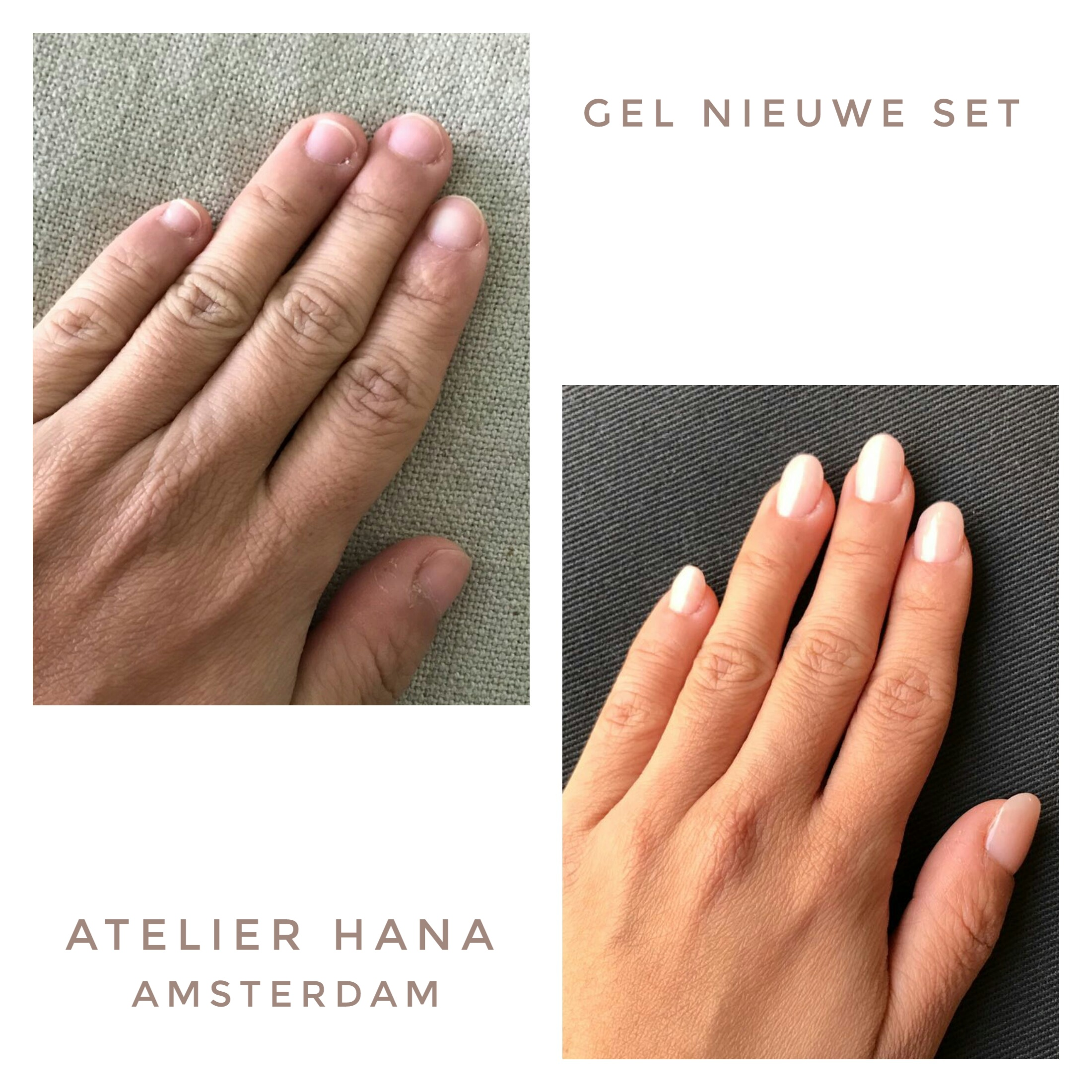 long gel nails in amstelveen
