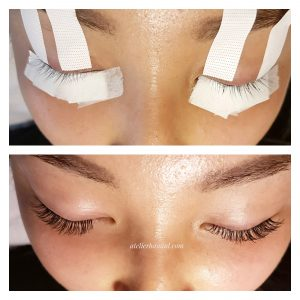 3d volume lash extensions in utrecht