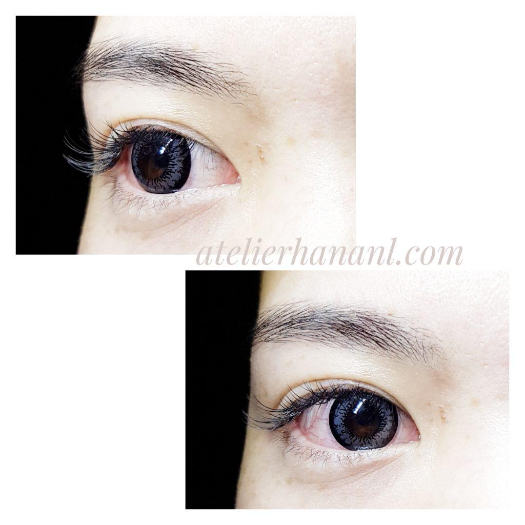 eyelash extensions amsterdam