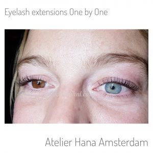 eyelash extensions in amsterdam