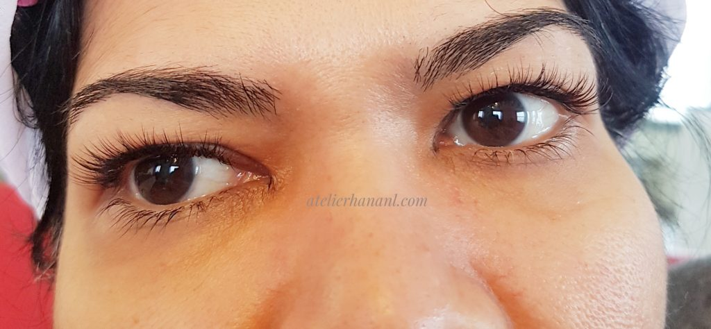 Eyelash extensions in niew sloten