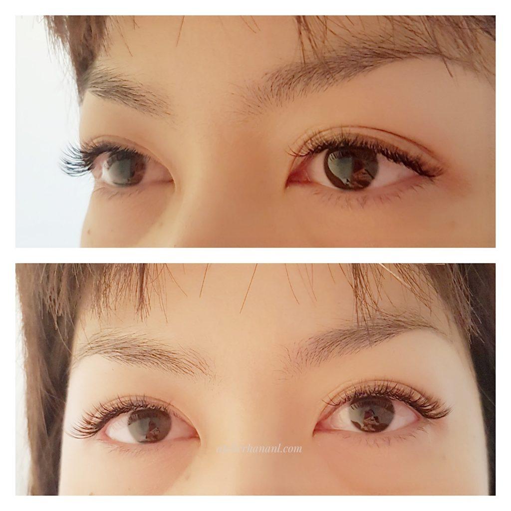 Eyelash extensions in amsterdam