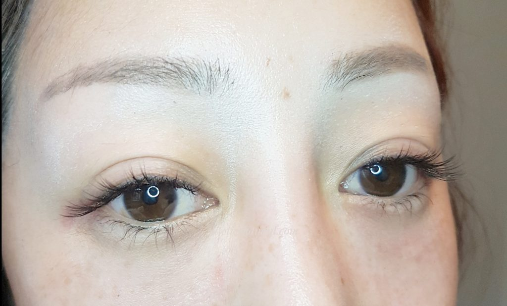 one by one lash extensions
